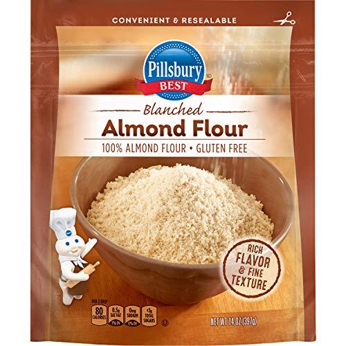 Pillsbury BEST Almond Flour, Almond, 14 Ounce, Gluten Free