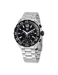 TAG Heuer Men's 'Formula 1' Swiss Automatic Stainless Steel Dress Watch, Color:Silver-Toned (Model: CAZ1010.BA0842), Man, Gentleman, Model:CAZ1010.BA0842, Whristwatch, Wrist Watch