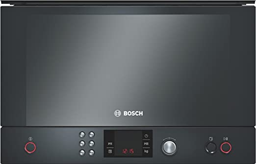 Bosch HMT85MR63 Integrado 21L 900W Negro - Microondas ...