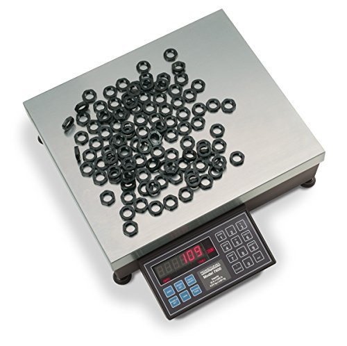 Pennsylvania 7600-150 High Resolution Counting Scale (150 lbs x .02, 12