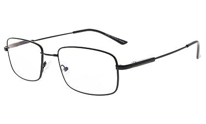 c9c5c2be87 Eyekepper Lectores progresivos 3 niveles visión lentes multifocales anti UV  gafas de lectura de los hombres