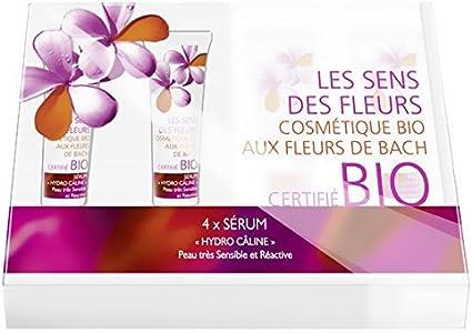 Les Sens las flores Sérum Hydro Câlin Sérum pieles muy sensibles y réactives – 4 x 7ml: Amazon.es: Belleza