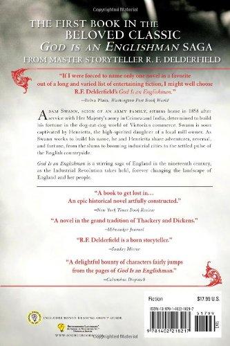 God Is an Englishman (Swann Family Saga)