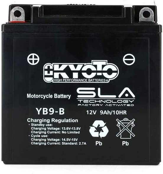 Battery Motorcycle YB9-B Kyoto Ready to Use