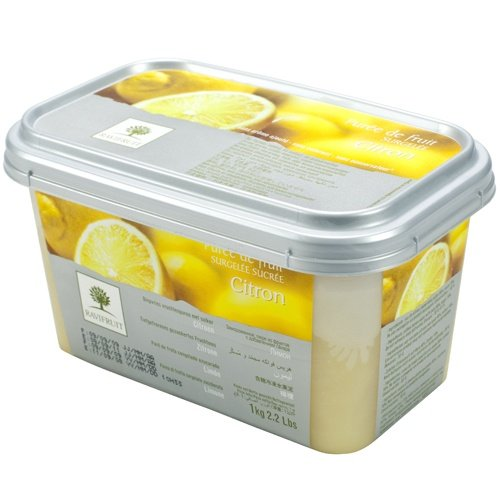Lemon Puree - 1 tub - 2.2