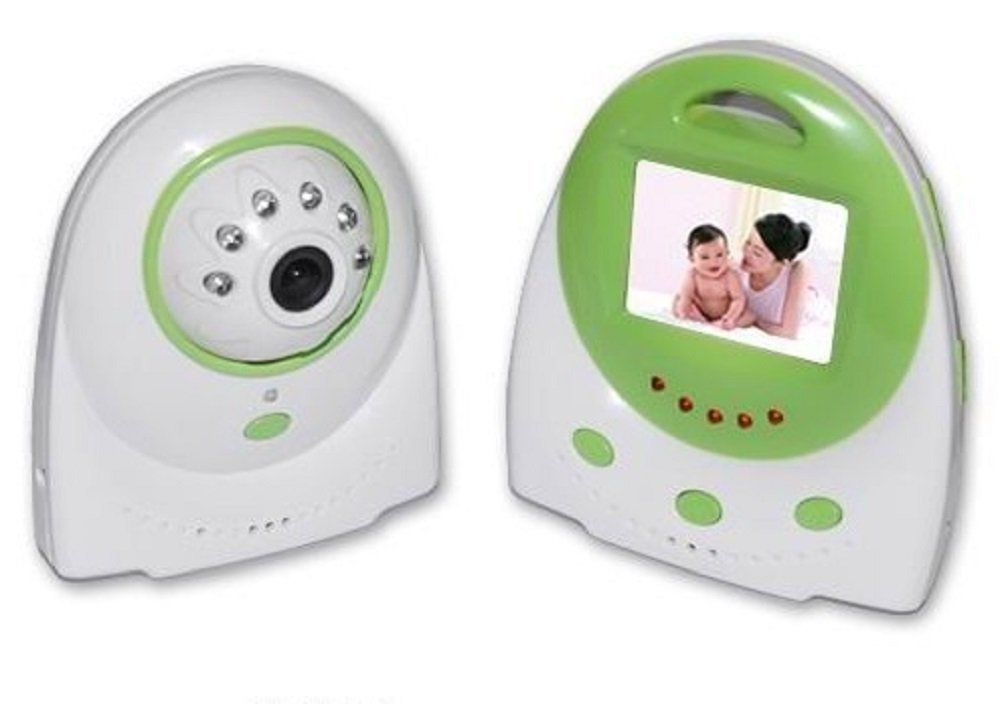 FireAnt® Wireless Digital Music Baby Monitor Real-time Monitoring Two-way Intercom With Night Vision And Voice Control Alarm System