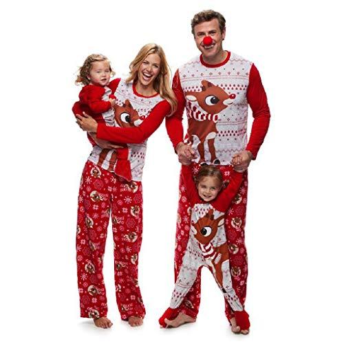 Christmas Family Pajamas Pjs for Women Men Kids Baby 6month 9month Baby Girl 24m Girl la cera Girls 5t bluenido Turtle Korean ladi terbell sioro boy Girls 4t Toddler Girl 9-12month Girl ted