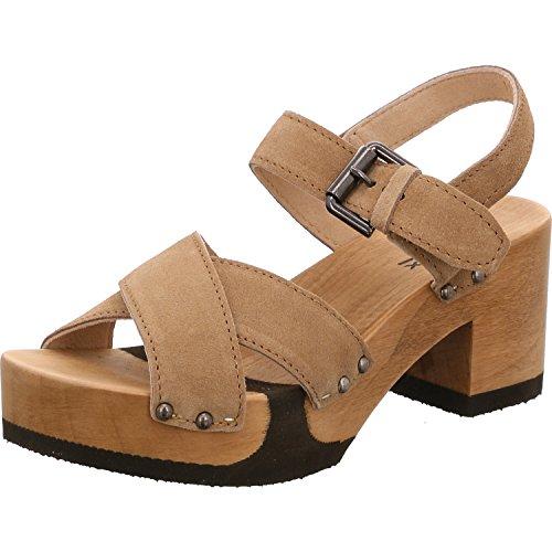Sandale kombin Softclox grau Sandale Softclox Femme Sandales Pour Sandales q7tCF