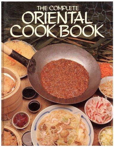 The Complete Oriental cookbook -