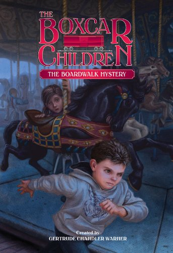 The Boardwalk Mystery - Book #131 of the Boxcar Children