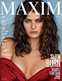 Maxim Magazine October 2015 - Cover Girl Isabeli Fontana