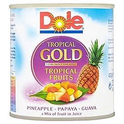 Dole Tropical Gold Tropical Mix (432g)