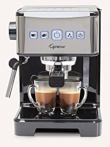 Capresso Ultima Pro Espresso Maker – Dittos for all the positive reviews!!!!!