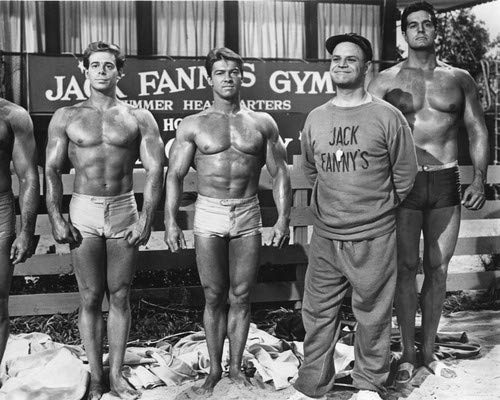 153d4190cb Don Rickles and Peter Lupus and Jody McCrea in Muscle Beach Party ...