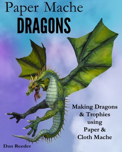 paper-mache-dragons-making-dragons-trophies-using-paper-cloth-mache