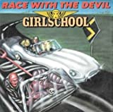 Girlschool Race with the Devil Vinyl 7