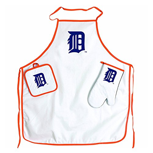 Detroit Tigers MLB Tailgate Set (Set Tailgate Tigers)
