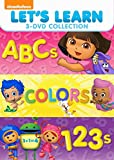 Let's Learn 3 Pack: 123s & Abcs & Colors Image