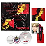 SHINEE TAEMIN 2nd Mini Album - Want [ MORE Ver. ] CD + Booklet + Mini Paper Photo Stand + Photocard + OFFICIAL POSTER + FREE GIFT / K-POP Sealed
