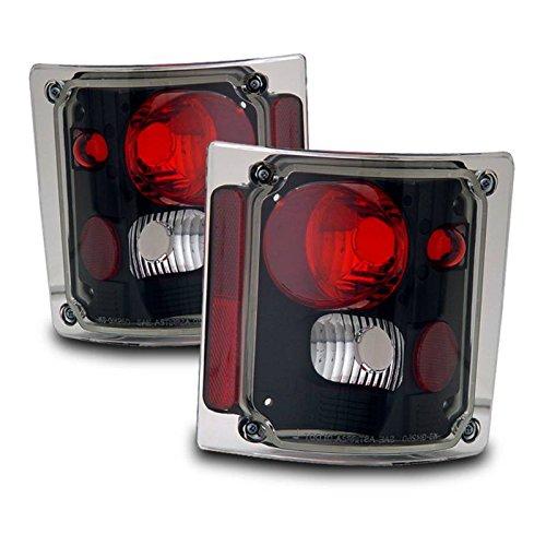 SPPC Black Euro Lights Chevy