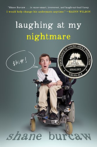 Amazon laughing at my nightmare ebook shane burcaw kindle store laughing at my nightmare by burcaw shane fandeluxe Ebook collections
