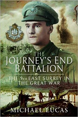 The Journey's End Battalion: The 9th East Surrey in the