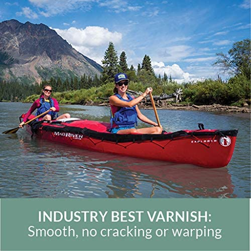 BENDING BRANCHES Beavertail Canoe Paddle