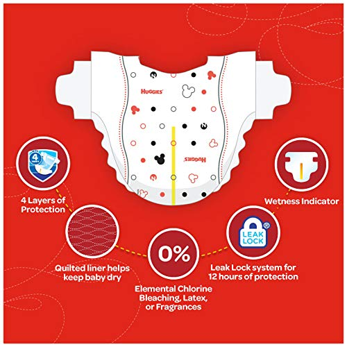 Large Product Image of HUGGIES Snug & Dry Baby Diapers, Size 2 (fits 12-18 lbs.), 246 Count, ECONOMY PLUS (Packaging May Vary)