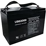 UB62000 6V 200Ah Group 27 Battery for Danen UB200-6E Electric Pallet Jack