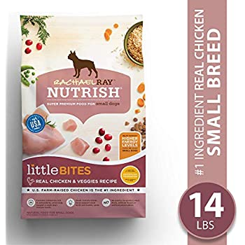 Compare Dog Food >> Rachael Ray Nutrish Little Bites Small Breed Natural Dry Dog Food