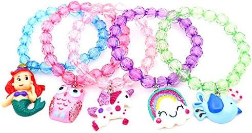 Mermaid Bracelet Unicorn Bracelets bracelet product image