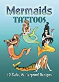 img - for Mermaids Tattoos (Dover Tattoos) book / textbook / text book