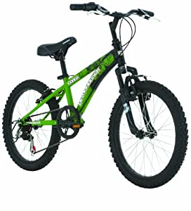 Diamondback Cobra 20 Jr Boys' Mountain Bike (2011 Model, 20-Inch Wheels)