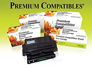 Premium Compatibles Inc. CC644WN-RPC Replacement Ink and Toner Cartridge for Hewlett Packard Printers, Tri-color