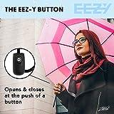 EEZ-Y Windproof Travel Umbrella - Compact Double