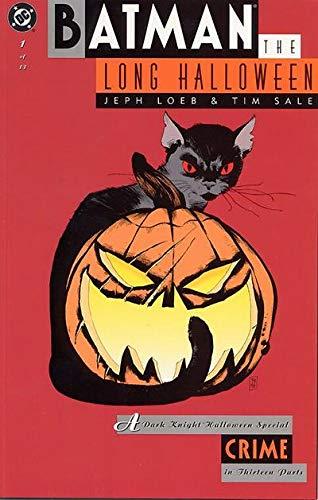 Batman: The Long Halloween (1996 series) #1 ()