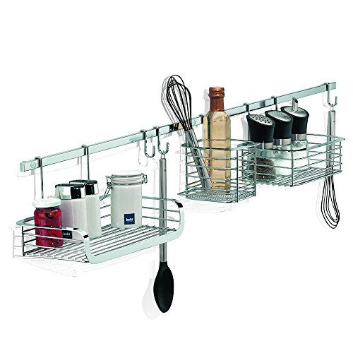 Kela hangevorrichtung fur die kuche verchromtes metall for Küchen halterungen