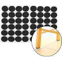 48 Piezas Antideslizantes Muebles autoadhesivos Almohadillas de pies