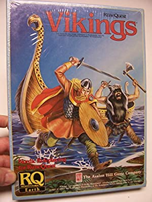Vikings (Runequest) [BOX SET]