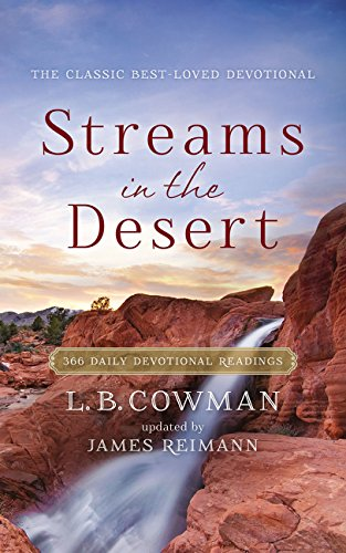 Read Online Streams in the Desert: 366 Daily Devotional Readings pdf epub