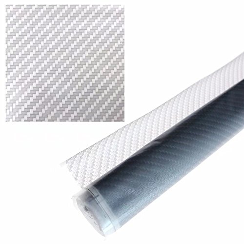 Price comparison product image KingFurt Carbon Fiber Weave Hydrographic Water Transfer Film Hydro Dipping Dip Demon