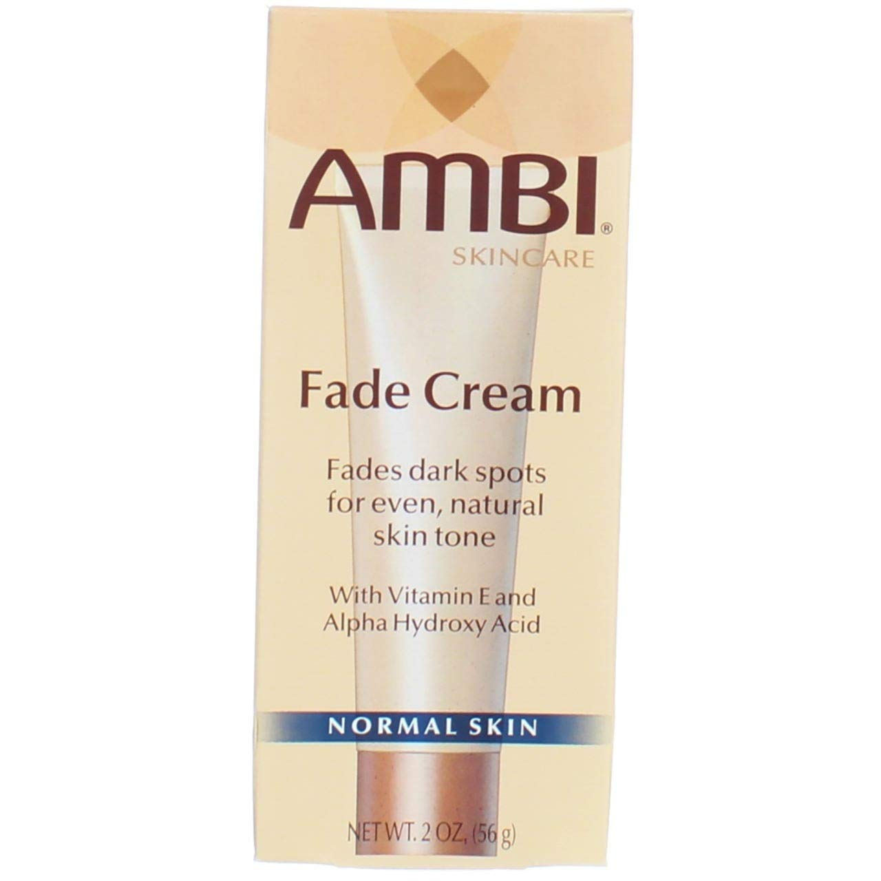 Ambi Fade Cream for Normal Skin, 2 oz (Pack of 3)