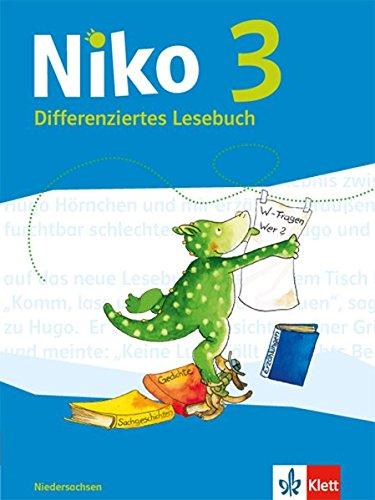 Niko Differenziertes Lesebuch 3. Ausgabe Niedersachsen: Schülerbuch Klasse 3 (Niko. Ausgabe Niedersachsen ab 2017)