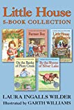 Download Little House 5-Book Collection: Little House in the Big Woods, Farmer Boy, Little House on the Prairie, On the Banks of Plum Creek, By the Shores of Silver Lake in PDF ePUB Free Online