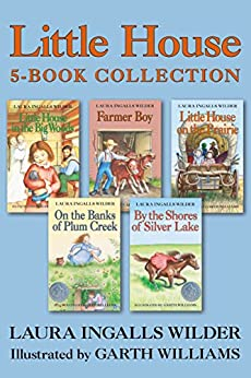 Little house books order to read