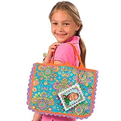 ALEX Toys Craft Color A Tote Bag: Toys & Games