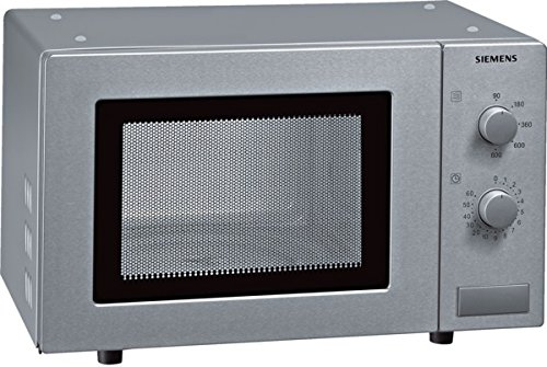 Siemens HF 12M240 - Microondas, 800 W, reloj integrado, color blanco: Amazon.es: Hogar