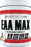 Primeval Labs EAA Max – BCAAs, EAAs, Electrolytes – (Tropical Lemonade) For Sale