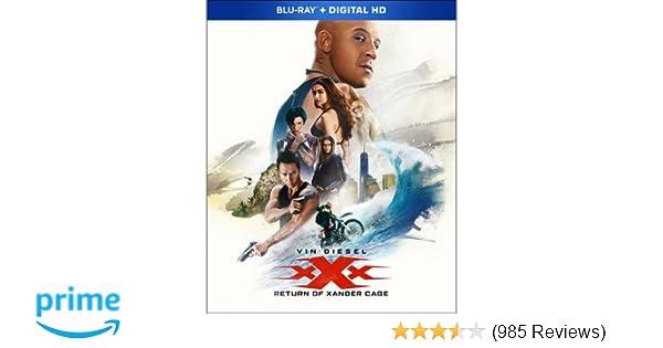 Amazon com: xXx: Return Of Xander Cage [Blu-ray]: Donnie Yen