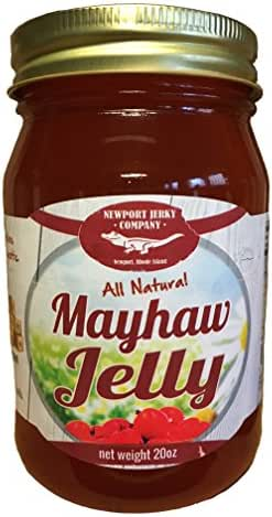 All Natural Mayhaw Jelly Large 20 Ounce Jar